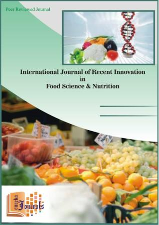 International Journal of Recent Innovation in Food Science & Nutrition